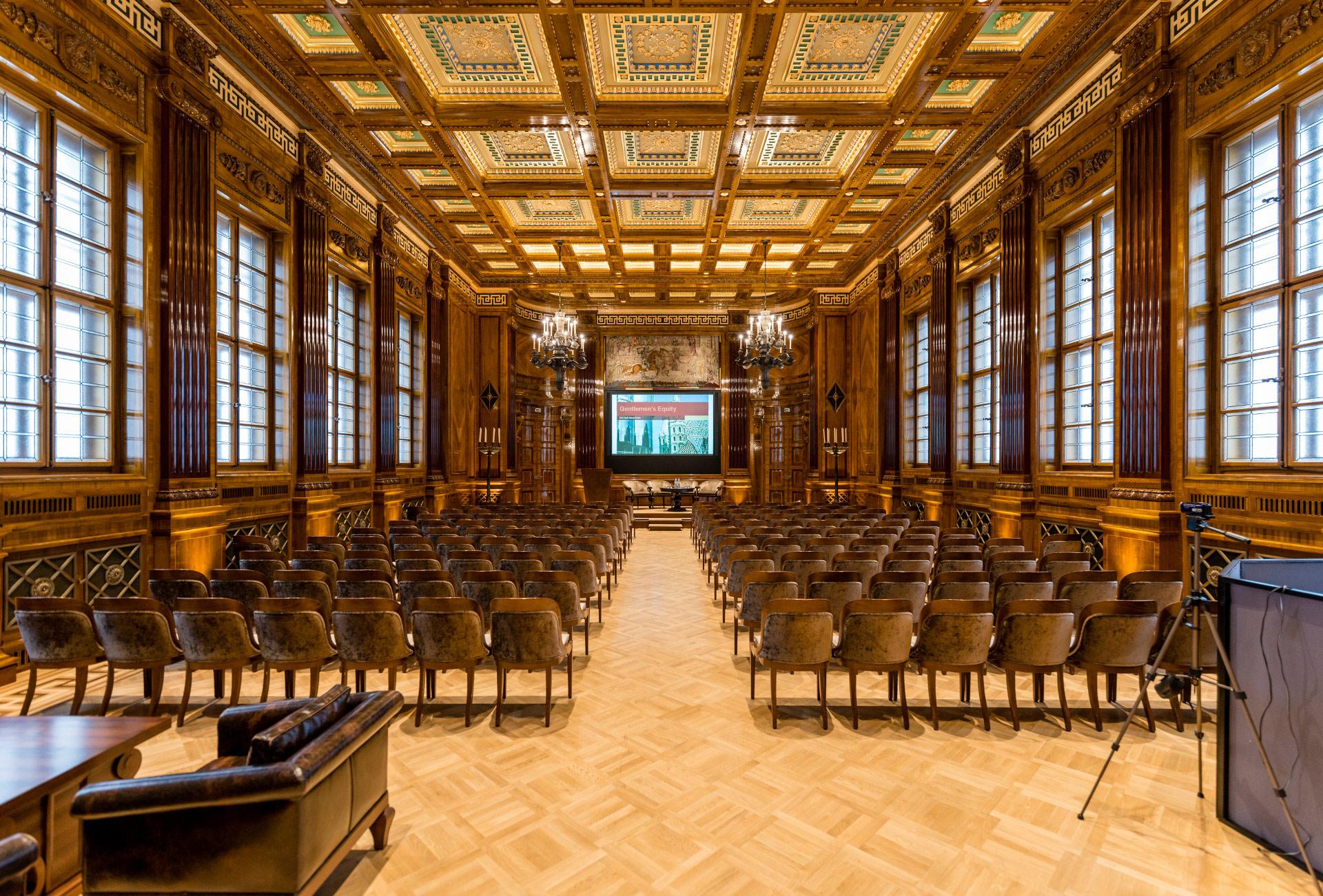 Gentlemen's Equity lädt zur Jahreshauptversammlung