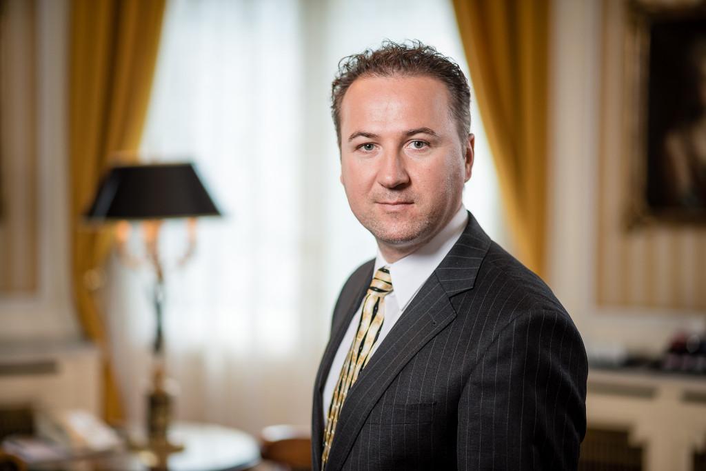Nikola Trajanov, CEO und Präsident des Verwaltungsrates