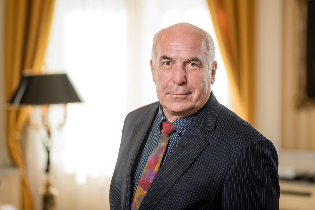 Hans Peter Wachter, Mitglied des Verwaltungsrates