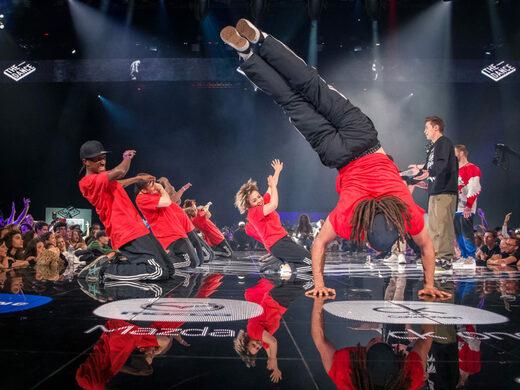 Gentlemen's Equity forciert Urban Dance Show